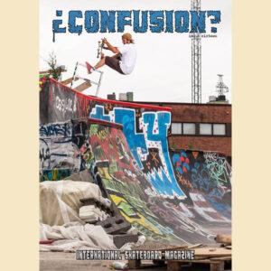 Confusion International Skateboard Magazine