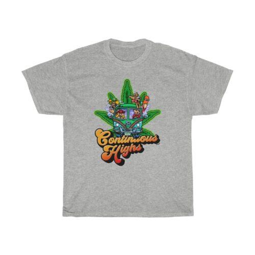 skateboarding and weed van trip